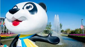 第三届中国进口博览会365+5日本国家馆盛大开幕