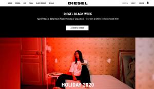 意大利高端牛仔品牌 Diesel 目标在 20