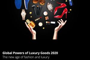 德勤2020全球奢侈品公司百强榜单:进