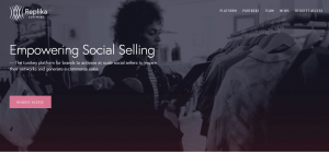 加速社交电商发展,欧莱雅集团投资美国社交销售平台 Replika Software