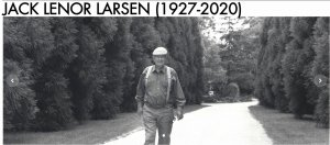 """""""20世纪最具创新精神的纺织工匠"""",纺织品设计大师 Jack Lenor Larsen 去世,享年93岁"""
