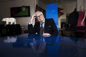 快讯|98岁的皮尔・卡丹在巴黎去世,