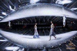 第六届中国(深圳)国际时装节开幕,影儿ALLOVE等品牌华丽演绎