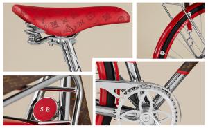 """为 LV 打造高定自行车,为何非""""它""""莫属?"""