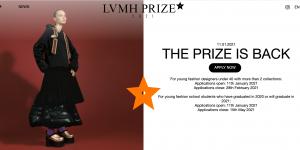 <b>第八届 LVMH Prize 青年设计师大奖赛开放报名申请,2月28日截止</b>