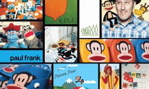 """""""大嘴猴"""" Paul Frank 的全球知识产权被一家瑞士品牌"""