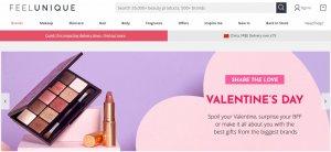 <b>英国美容电商 Feelunique 全年销售额有望突破1亿英镑,圣诞季销售额增长39%</b>