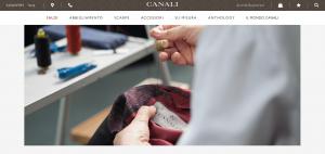 意大利高端男装品牌 Canali 将继续发力数字渠道和零售业务